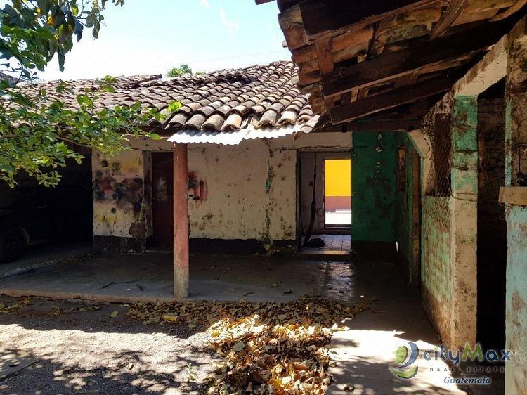 Terreno en Renta Para Inversion Asuncion Mita Jutiapa