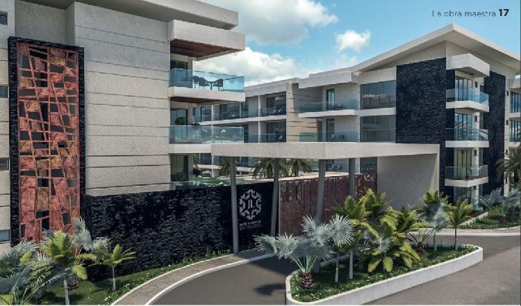 Apartamento en venta dos habitaciones, Ciudad Las Canas