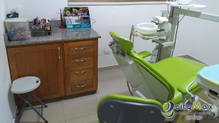 Renta de Consultorio Dental con Equipos, en Santiago,