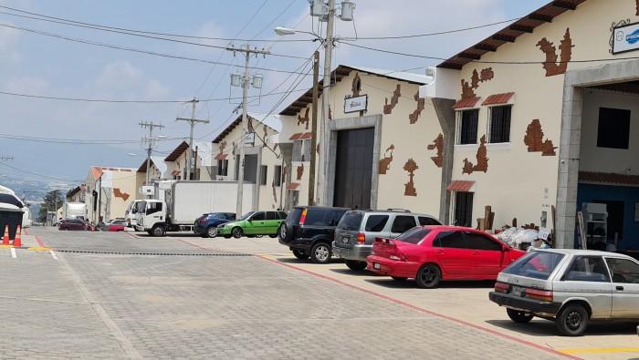 Ofibodega en Renta Condominio Industrial San Cristóbal