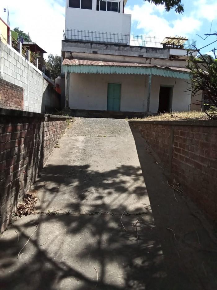 VENTA/RENTA Terreno en Centro de Santa Catarina Pinula