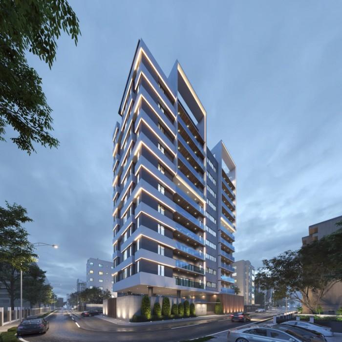 Exclusiva torre de Apartamentos en venta Los Cacicazgos