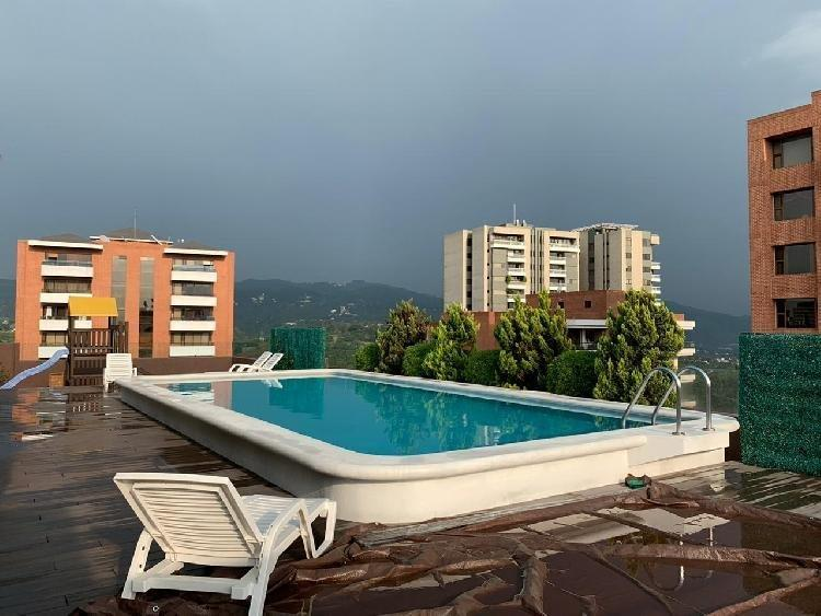 Apartamento en Renta o Venta en  Zona 14 Guatemala