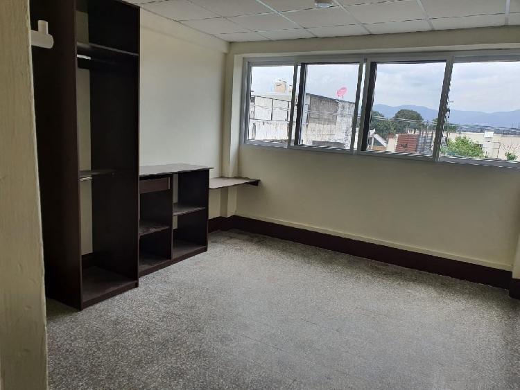 Apartamentos tipo estudio en Renta dentro de complejo