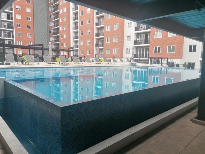 Apartamento en renta de 2 habitaciones en zona 11