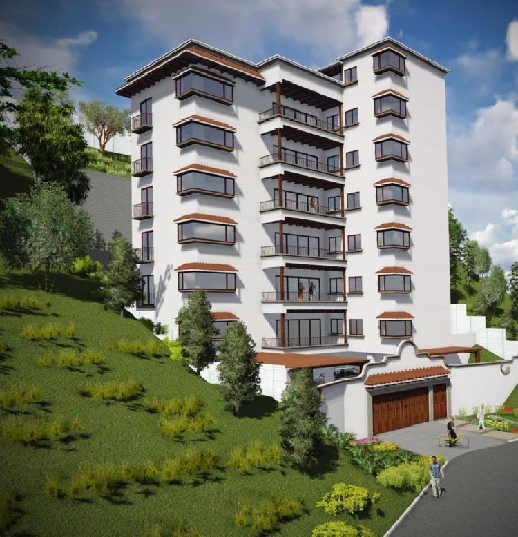Apartamento nuevo en venta en zona 16 Guatemala
