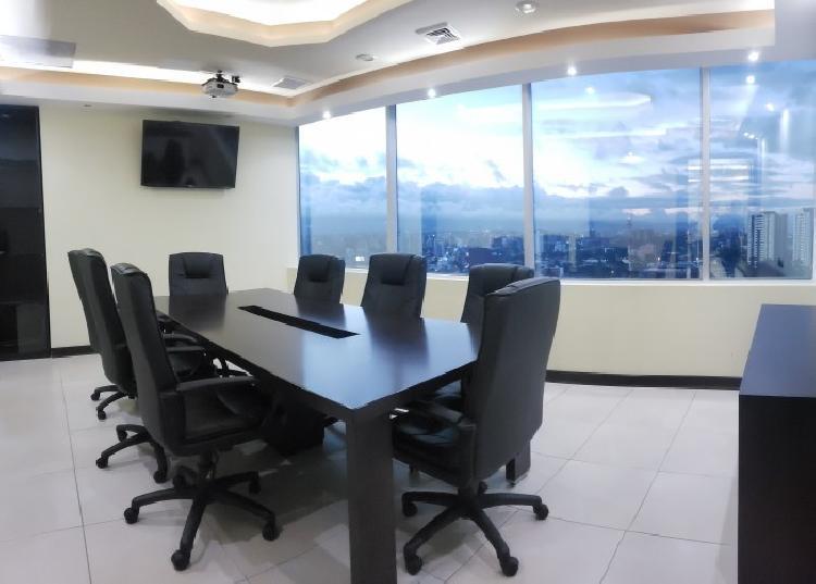 Oficina Tabicada en renta zona Pradera Zona 10 Guate