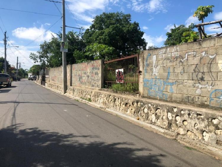 Terreno comercial EN VENTA en La Ciénaga.