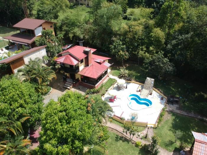 Se Vende Casa,  en Jarabacoa