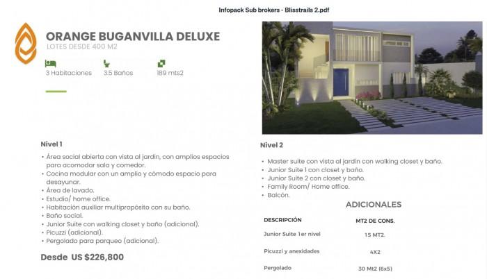 venta de Proyecto de Villas en Bávaro Punta Cana