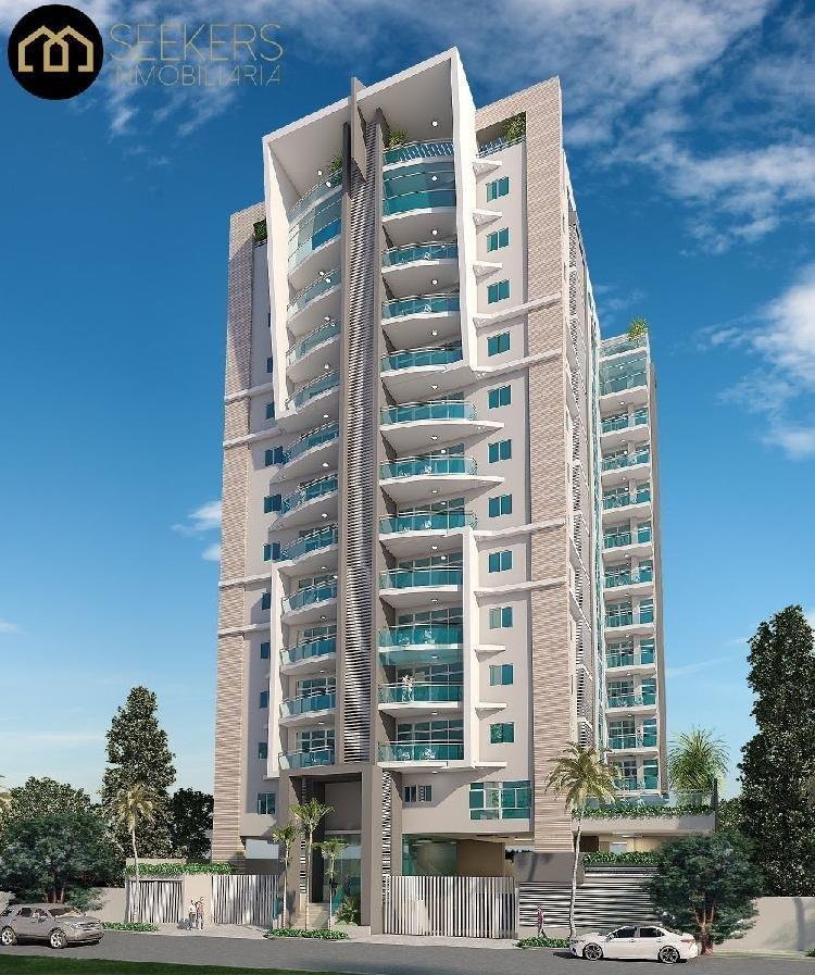 Seekers vende apartamento de 2 habitaciones en Naco