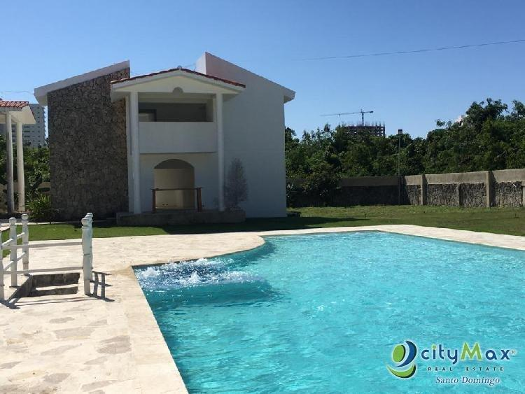 Villa en venta 3 habitaciones en Juan Dolio