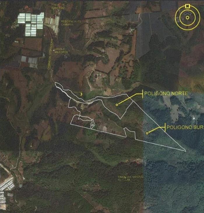 Finca en Venta Km. 29 San José Pinula