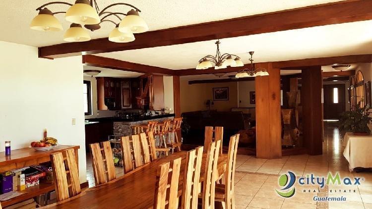 Casa en venta en Hacienda San Angel San Jose Pinula