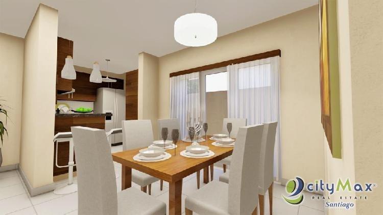 VENDO Apartamentos en Navarrete REP. DOM.