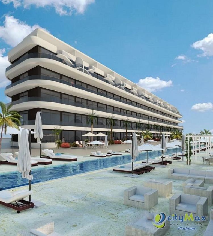 Penthouse en venta, bavaro/ Punta Cana