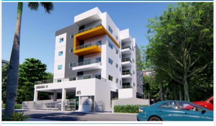 Vendo Apartamento,  en Urbanización Fernández