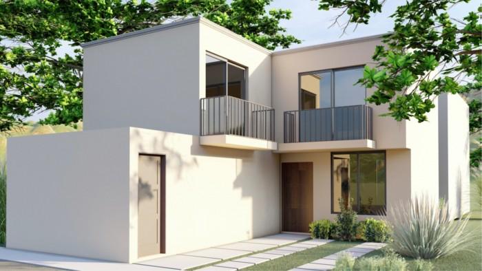 Casa a construir en venta de 2 Niveles en Construccion