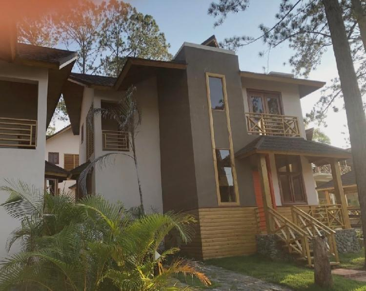 Se vende Villas en Jarabacoa