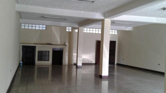 Renta de Edificio comercial en Avenida Bolivar zona 3