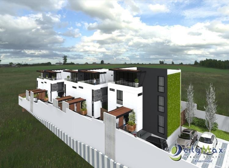 Hermoso Proyecto de Casas en Venta Zona 15