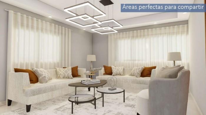 Vendo apartamento uno por nivel en Prado oriental