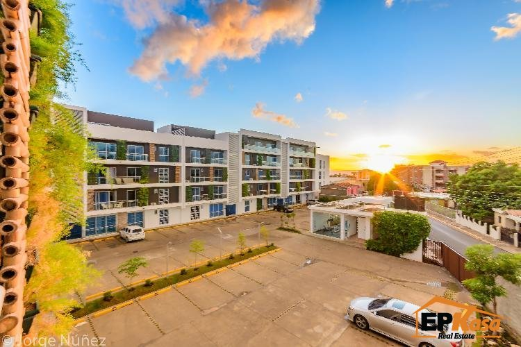Apartamento de renta en Novus Eco Residences, Santiago