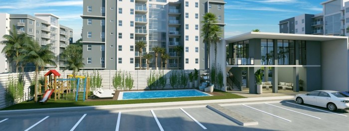 Apartamento en venta en Santiago con piscina.