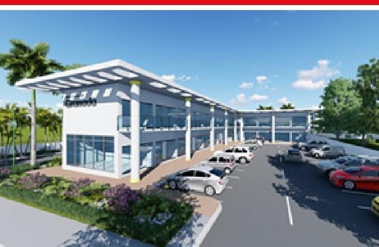 Vendo local en construccion en Hainamosa 30 mts