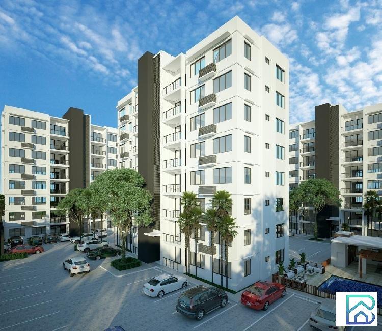 Garden Towers, Apartamentos en Venta
