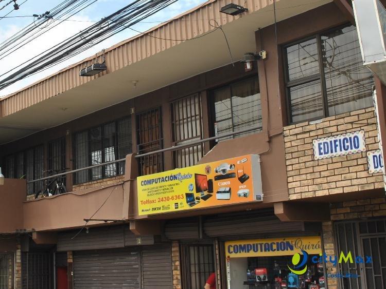 Se vende Edificio de Locales y Apartamentos en Alajuela