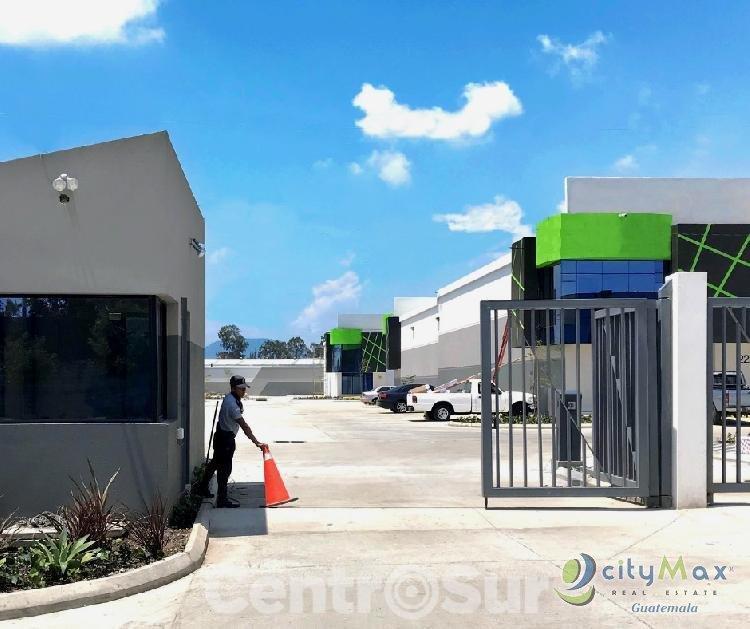 Se renta y vende Ofibodega en Villa nueva zona 4