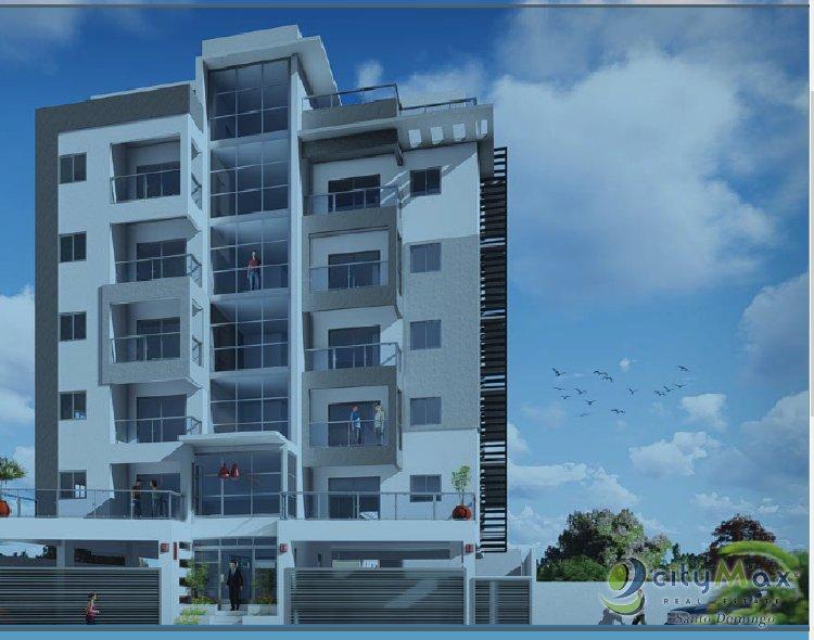 Apartamento en Venta en Residencial en Mirador Norte