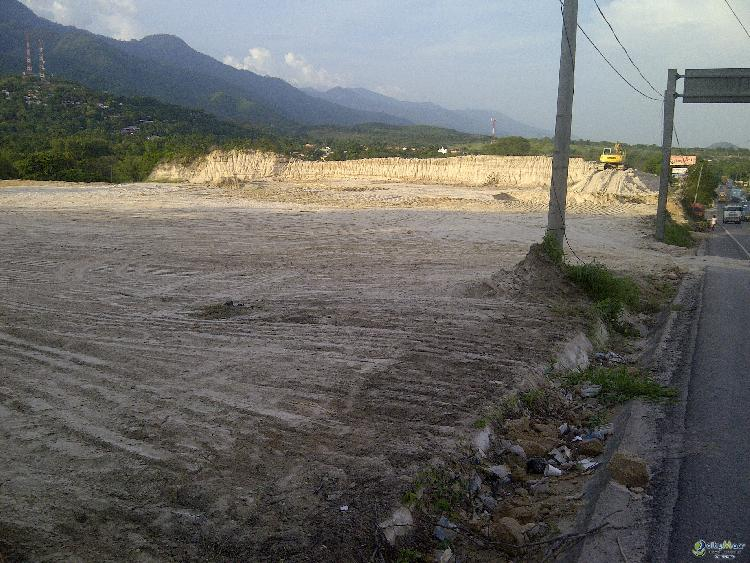 Rento terreno en Rió Hondo Zacapa