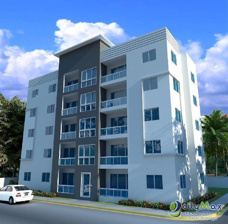 Apartamento en venta próximo al Metro de Santo Domingo