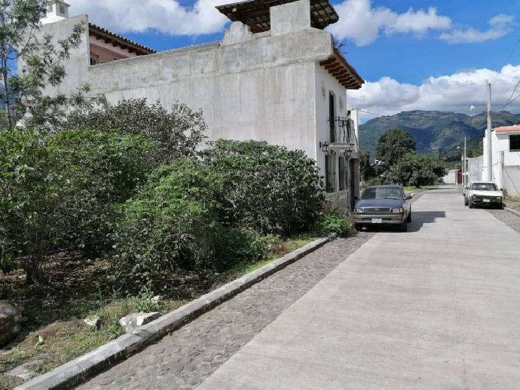 Terreno en venta en Portal de las Rosas 2, Sacatepequez