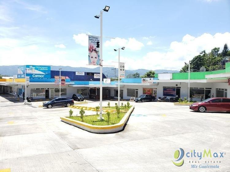 Vendo y Rento Kiosco en Plaza Comercial de Villa Nueva