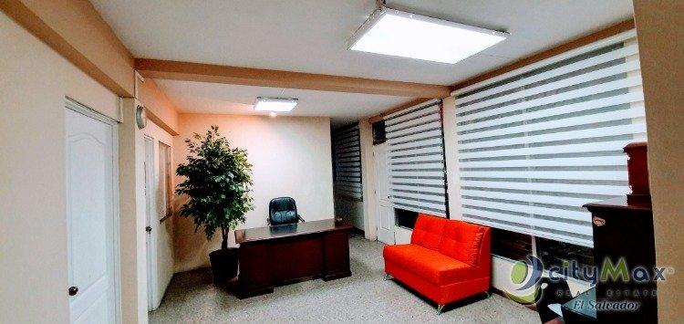 Renta de 250 mts2 de oficina en Colonia Escalon