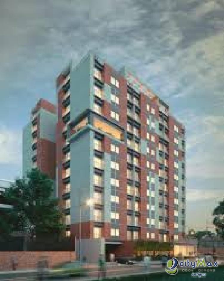 vendo Apartamento con amplio balcón y 3 habs. en zona 7