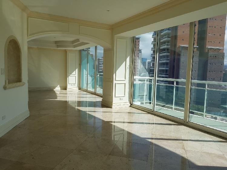 CityMax-Gold Vende o Renta Apartamento en Zona 14