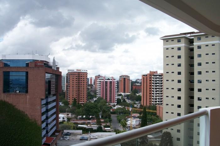 CityMax alquila apartamento en zona 14 Guatemala