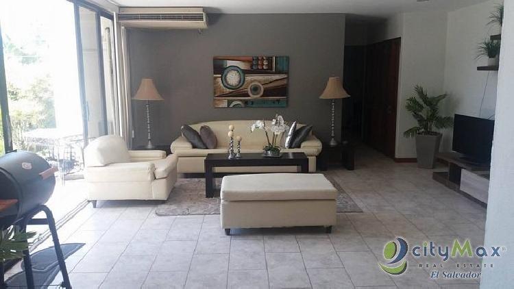 Vendo o alquilo apartamento en Las Terrazas San Benito