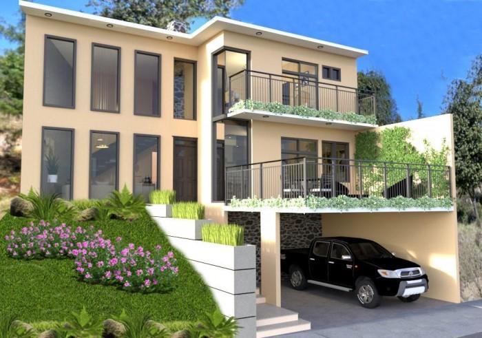Casa en planos venta en Nueva Ciudad de los Altos XELA