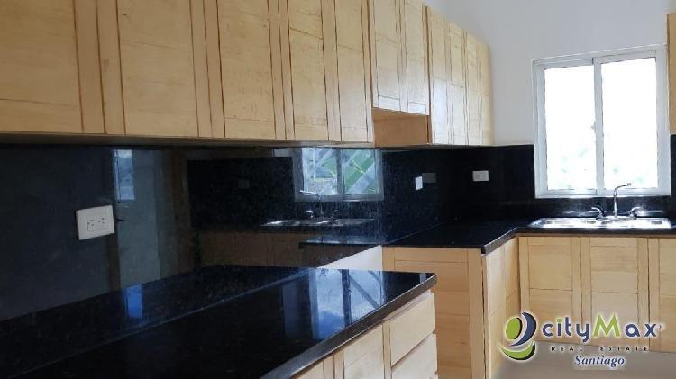 SE vende apartamentos en Cerro Alto, Santiago.