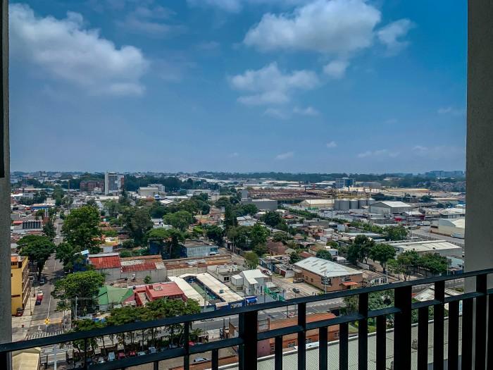 Se Renta Apartamento en zona 12, Guatemala