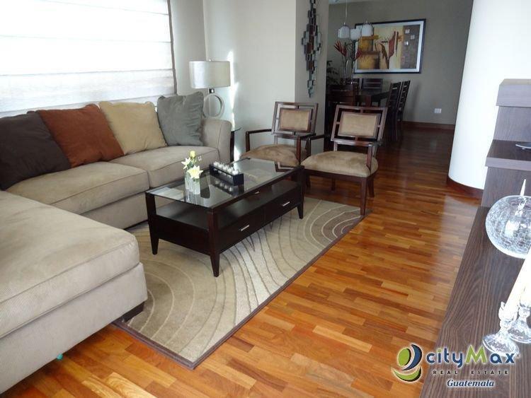 Apartamento en renta en zona 14 ciudad Guatemala