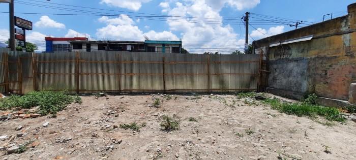 VENDO terreno sobre Bulevar Venezuela