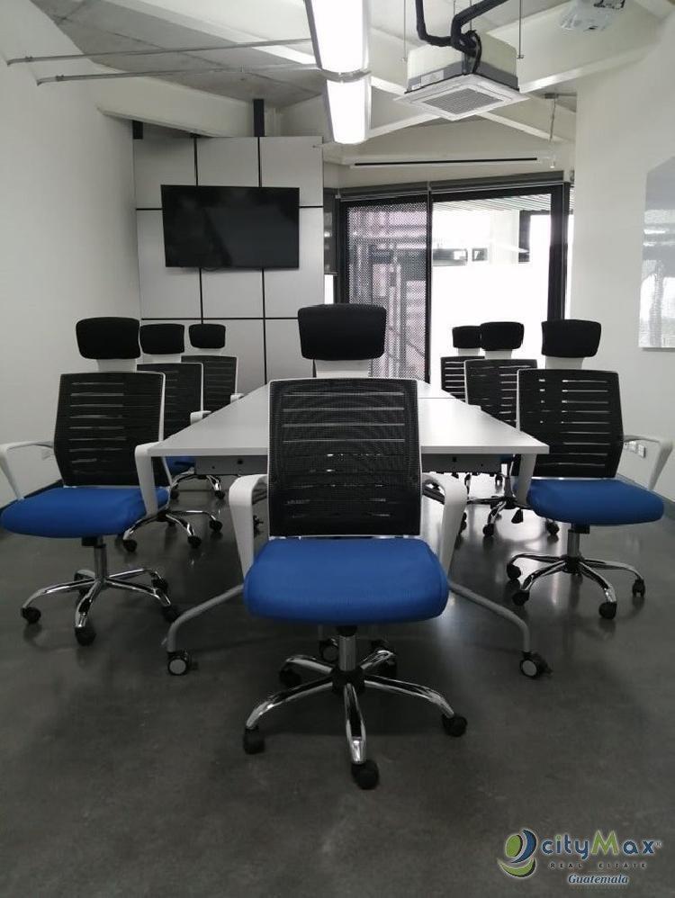 Oficina en renta XPO zona 4 Guatemala
