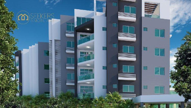 Apartamento de 1 habitación en venta en Mirador Norte