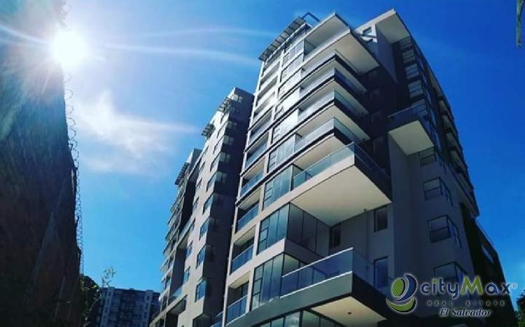 ALQUILO apartamento nuevo ALTA 510 Colonia Escalón